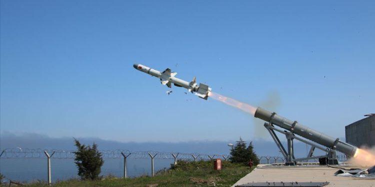 Atmaca: Νέα επιτυχημένη εκτόξευση του πυραύλου μεγάλης εμβέλειας της Τουρκίας [vid].
