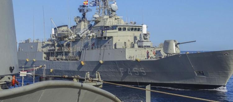 Ενισχύονται οι δυνάμεις του ΠΝ στο Αιγαίο – «Συναγερμός» ενόψει της τουρκικής άσκησης «Γαλάζια Πατρίδα».