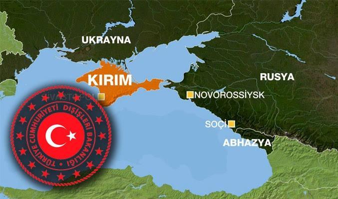 Κριμαϊκό ζήτημα εγείρει η Τουρκία.Εγκαλεί τη Ρωσία για διατεινόμενες επιδρομές και συλλήψεις Τούρκων Τατάρων όπως λέει..