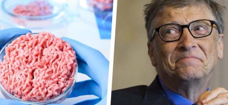 B.Gates για τεχνητό κρέας: «Θα συνηθίσετε στην γεύση» – Καταρρέει η κτηνοτροφία στην Ελλάδα, ΒΙΝΤΕΟ