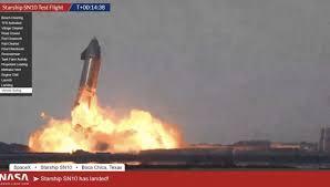 Βίντεο: Ο πύραυλος του Ελον Μασκ εξερράγη ξανά.