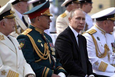 2021 Πούτιν Φάση 3: «΄Ετοιμοι και να χτυπήσουμε πρώτοι»