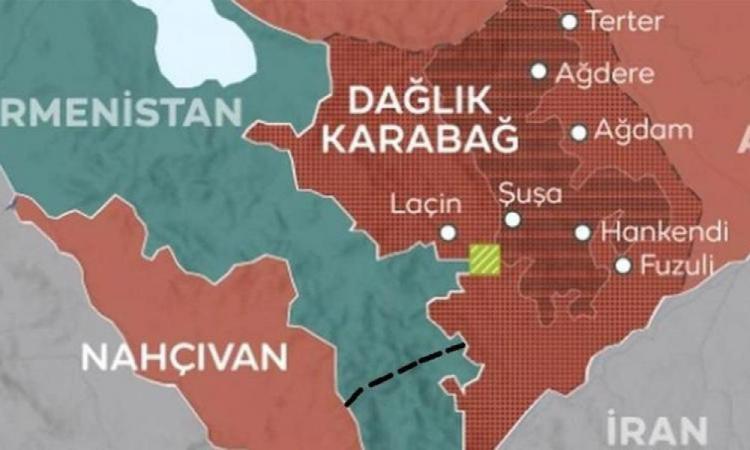 """""""Δάχτυλος"""" Ερντογάν! Οι Αζέροι προετοιμάζονται για νέα επίθεση κατά της Αρμενίας."""