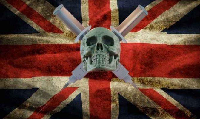 Η Βρετανική κυβέρνηση αναφέρει 847 ΝΕΚΡΟΥΣ, 12 εγκεφαλικά επεισόδια, 112 τυφλώσεις και 63 γυναίκες απόβαλαν μετά τον εμβολιασμό