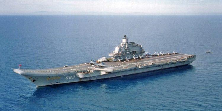 Admiral Kuznetsov: Το «καταραμένο» αεροπλανοφόρο επιστρέφει στις θάλασσες αναβαθμισμένο.