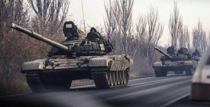 """""""Καθώς τα ρωσικά τανκς κινούνται προς την Ουκρανία, η υδρόγειος ετοιμάζεται για τον 3ο Παγκόσμιο Πόλεμο"""""""
