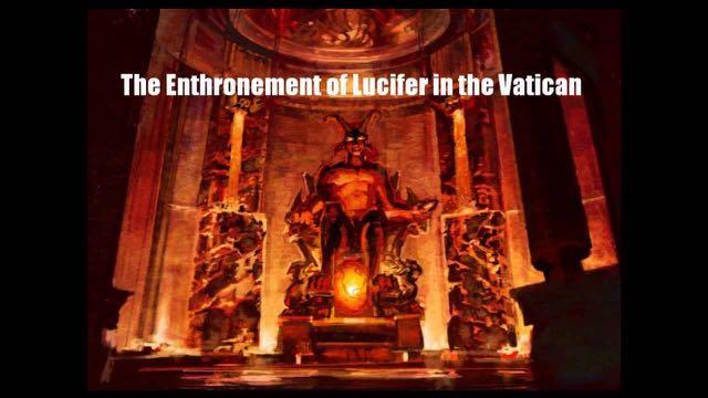 Επιμελητήρια ναού του Σατανά κάτω από το Βατικανό. Τι αποκαλύπτεται εκεί! Θα σοκαριστείτε!