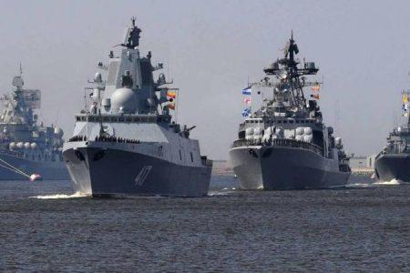 Ολοταχώς προς σύρραξη: Η Ρωσία απαγορεύει την διέλευση στην Κριμαία.