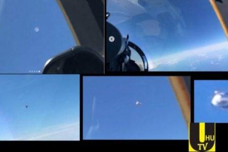 Αυθεντικό βίντεο από το Πολεμικό Ναυτικό Η.Π.Α διαβαθμισμένη ενημέρωση σχετικά με την παρουσία UFO