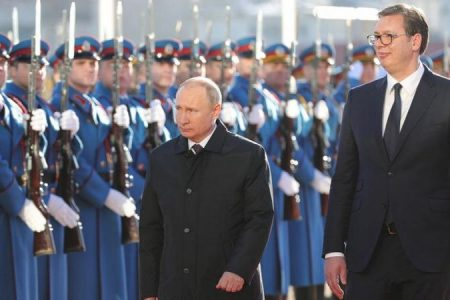 """""""Σεισμός"""" στα Βαλκάνια: Ο Πούτιν """"γέμισε"""" την Σερβία με MiG-29."""