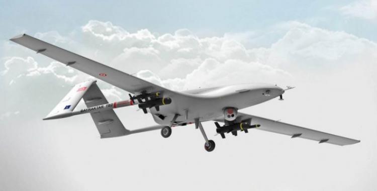 """Έβρος: Τουρκικό UAV Bayraktar TB2 έφτασε μέχρι την Ορεστιάδα και… το """"κοιτούσαμε"""";"""