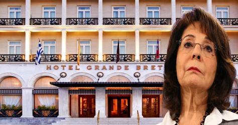 Από το μικρόφωνο του πολυτεχνείου… εκλεκτή των εφοπλιστών Λασκαρίδη η Μαρία Δαμανάκη! Την έβαλαν στο Δ.Σ. της εταιρείας που ελέγχει τα ξενοδοχεία του ομίλου Μεγάλη Βρετάννια – King George και άλλα 4!