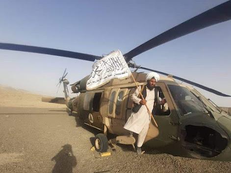 Οι Ταλιμπάν Θα Παραδώσουν Τα Aμερικανικά Όπλα Στη Ρωσία-Κίνα Για Να Τα Μελετήσουν!