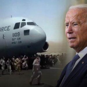 FoxNews: «Μας κυβερνούν καραγκιόζηδες και απατεώνες» – Τ.Μπάιντεν: Τα κάναμε όλα καλά στο Αφγανιστάν
