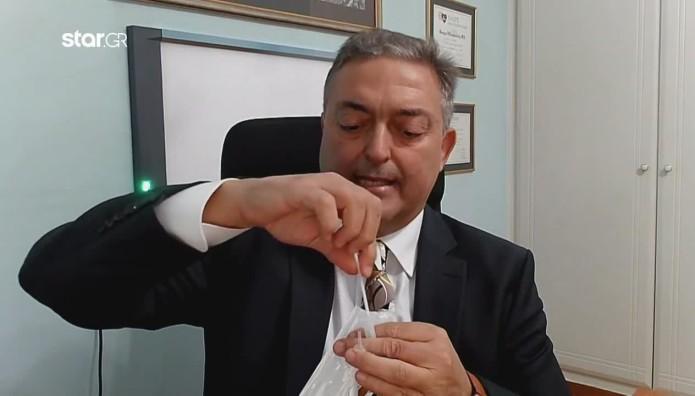Ισραηλινή μελέτη «αποστομώνει» Βασιλακόπουλο! 27 φορές ΙΣΧΥΡΟΤΕΡΗ η φυσική ανοσία από τα εμβόλια – Το ΒΙΝΤΕΟ της ντροπής