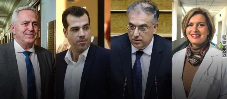 Επιβεβαίωση: Τέλος ο Μ.Χρυσοχοΐδης – Ο Ε.Αποστολάκης στη θέση του – Υπουργός Υγείας ο Θ.Πλεύρης – ΥΦΕΘΑ ο Ν.Χαρδαλιάς