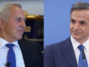 """Πιο ρόμπα… πεθαίνεις! Η απίστευτη ξεφτίλα του ψεύτη πρωθυπουργού. Αρνήθηκε ο Αποστολάκης το υπουργείο προστασίας του πολίτη. Ο Μητσοτάκης του είχε υποσχεθεί ότι είναι διακομματική επιλογή αλλά δεν είχε μιλήσει με κανέναν πολιτικό αρχηγό. Βελόπουλος: """"Ο Μητσοτάκης προσβάλει τους ψηφοφόρους και τα στελέχη του"""""""