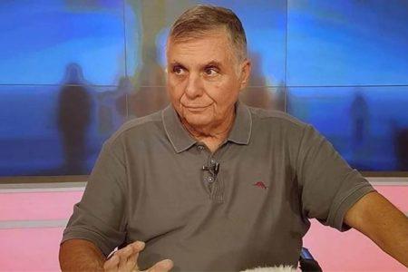 Γιώργος Τράγκας: Ο γιος του Εφιάλτη επιχείρησε πάλι αποστασία, αλλά εισέπραξε πίσω τα αργύρια της προδοσίας