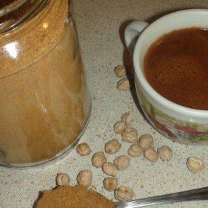 Φτιαξε καφε απο ρεβυθια