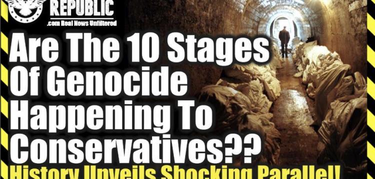 Λίζα Χέιβεν : Τα 10 στάδια της γενοκτονίας συμβαίνουν ΤΩΡΑ στους συντηρητικούς; Η ιστορία αποκαλύπτει συγκλονιστικό παραλληλισμό!