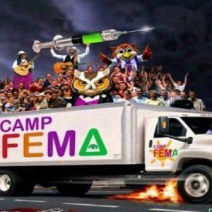 «Well Camps» ή αλλιώς στρατόπεδα καραντίνας της FEMA που έρχονται στην Αμερική εάν οι φιλελεύθεροι πάρουν τον δρόμο τους
