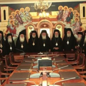 Εκκλησία της Ελλάδος: Κηρύττουν τα εμβόλια και μετατρέπουν τους ναούς σε εμβολιαστικά κέντρα!