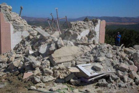 ΤΟ ΠΡΩΤΟ! ΕΜΒΟΛΙΑΣΤΙΚΟ ΚΕΝΤΡΟ ήταν ο ναός που έγινε συντρίμμια από τον σεισμό στην Κρήτη…