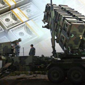 Βαριά οσμή διαφθοράς για Patriot σε Σ.Αραβία: 10 εκατ.$ σε μυστηριώδη κυβερνητικό λογαριασμό από το Ριάντ!