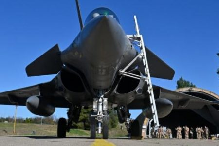 Στα χέρια της ΠΑ και το δεύτερο μαχητικό αεροσκάφος Rafale