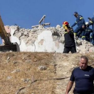 Ισχυρός σεισμός στην Κρήτη: Οι ειδικοί είχαν προειδοποιήσει – Τι έλεγε ο Α.Τσελέντης πριν μόλις 3 μέρες