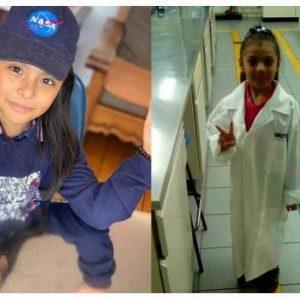 10χρονο κoρίτσι με Άσπεργκερ αποφοίτησε στα 8 – έχει μεγαλύτερο ΙQ από τον Αϊνστάιν- BINTEO.
