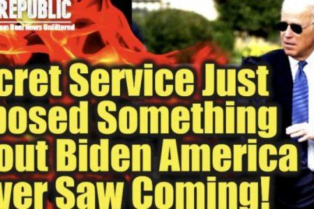 Λίζα Χέιβεν : Η Μυστική Υπηρεσία μόλις αποκάλυψε κάτι για τον Μπάιντεν που οι Αμερικανοί δεν περίμεναν ποτέ & οι Δημοκρατικοί τρομοκρατήθηκαν!
