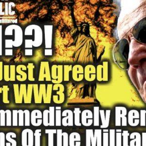 Λίζα Χέιβεν : Ο Μπάιντεν μόλις συμφώνησε να ξεκινήσει ο 3ος Παγκόσμιος Πόλεμος και αμέσως μετά αφαιρεί τμήματα του στρατού!