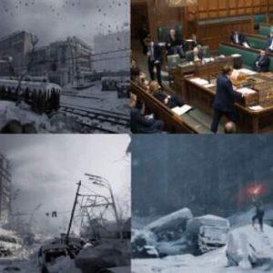 Ο χειμώνας του 2021-2022 θα είναι σκοτεινός.