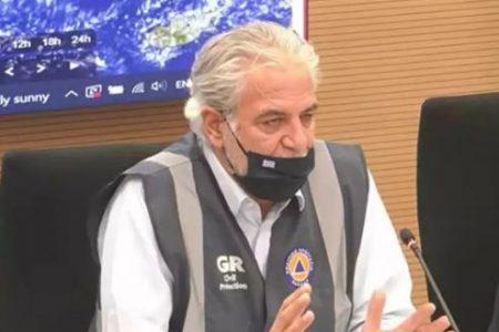 «Εκτός τόπου και χρόνου» ο Χ.Στυλιανίδης: «Θα κάνουμε ασκήσεις στους κατοίκους στο Αλεποχώρι για να μην πνιγούν»!