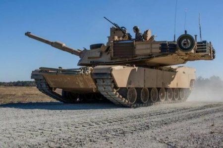Αμερικανικά άρματα μάχης από την Ρουμανία και την Βουλγαρία μεταφέρονται στον Έβρο