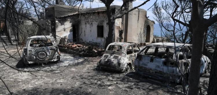 «Παραπέμπονται» για την τραγωδία στο Μάτι κυβέρνηση ΝΔ, ΣΥΡΙΖΑ και ο… Ηλίας Ψινάκης