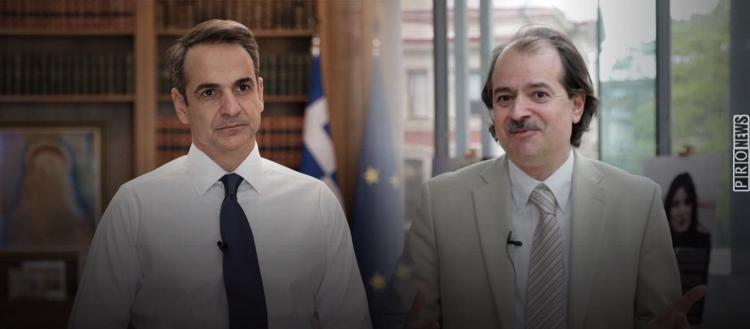 Γ.Ιωαννίδης: «Υπήρχε εντολή από το Μαξίμου να εξαφανιστώ – Είπα στον Σ.Τσιόδρα ότι το lockdown θα καταστρέψει τη χώρα»