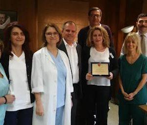 """Όταν το λέγαμε πριν χρόνια ήμασταν """"γραφικοί""""..! Βραβεύτηκε το Νοσοκομείο Βόλου για την επιχάλκωση της ΜΕΘ – Μειώθηκαν κατά 50% οι λοιμώξεις !!!"""